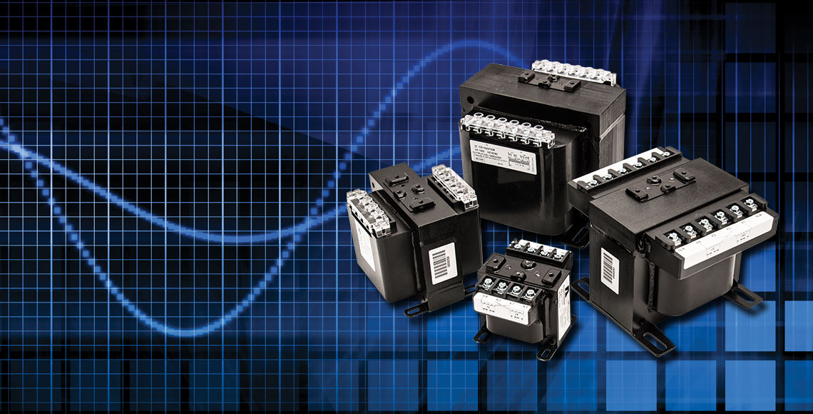 NEW!       Industrial Control Transformers