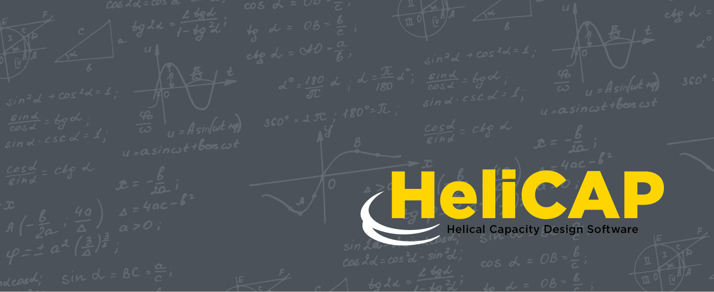 HeliCAP® Helical Capacity Design Software