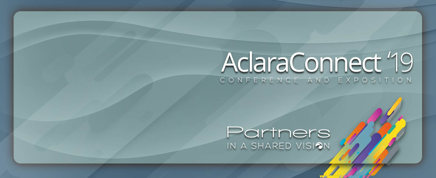 Join us at Aclara Connect in Austin, Texas on May 20-23