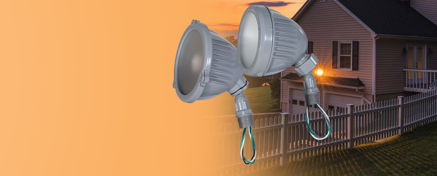 LED Swivel Floodlights