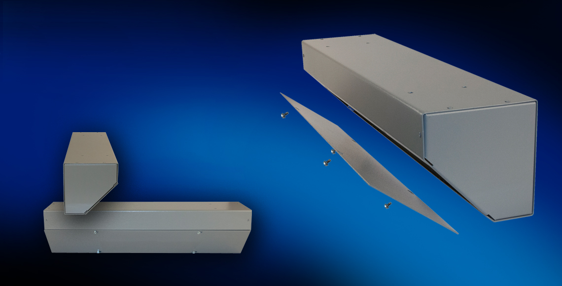 Wiegmann Introduces Corner Wire Trough