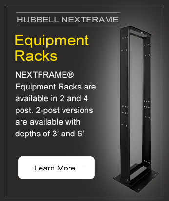 Next Frame Equipment rack