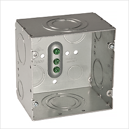 Large Capacity Outlet Box